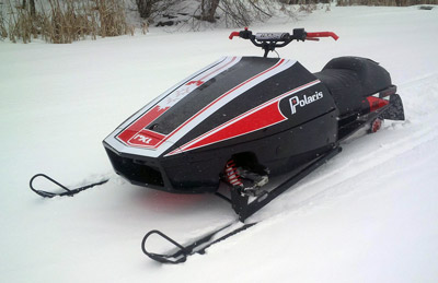 Huls 1978 Polaris RXL conversion 3 th
