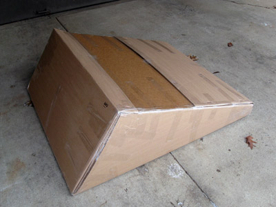 hood shipping crate th