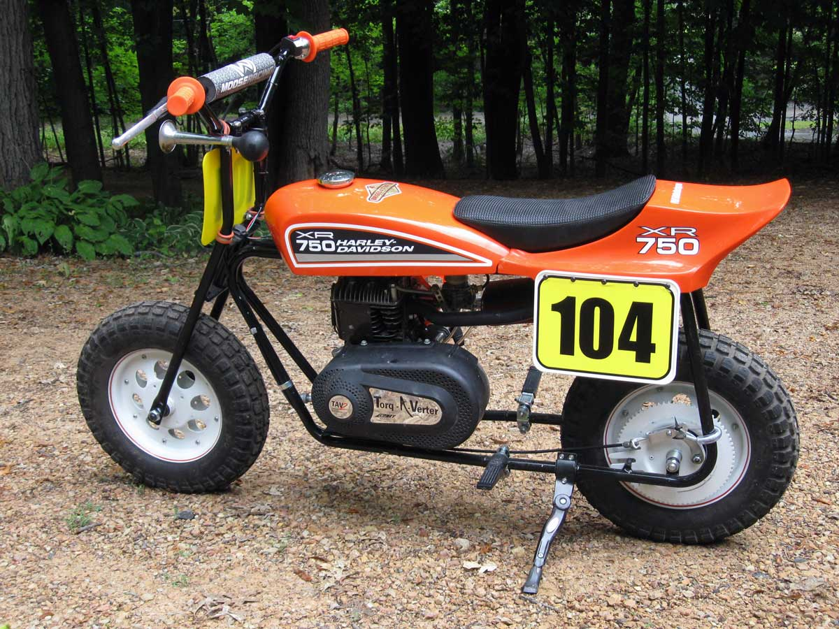 Dirt Track Mini - Phil Little Racing ~ Vintage Racing Motorcycle and ...