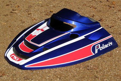 polaris edge hood graphics 1 th