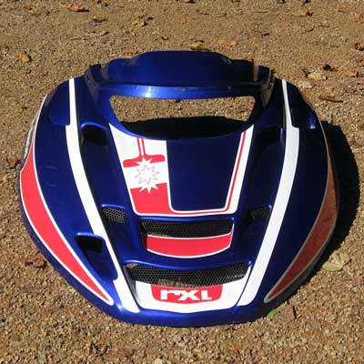 polaris edge hood graphics 2 th
