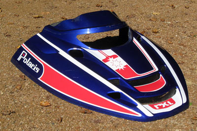 polaris edge hood graphics 3 th