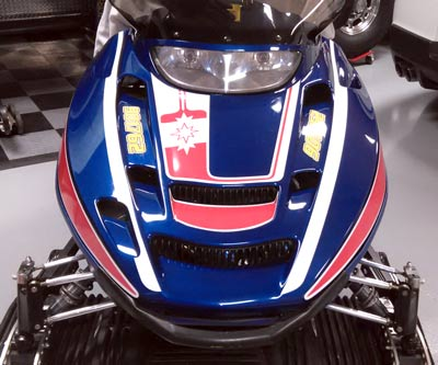 tyson polaris edge front th