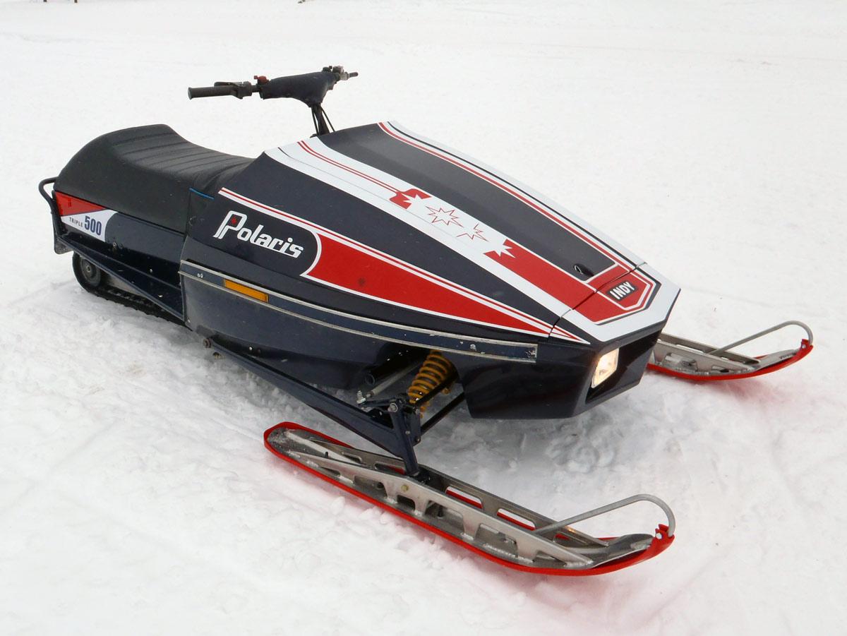 Polaris Rxl Sno Pro Conversion Kits Phil Little Racing Vintage Wiring Diagram For 1991 Mika Sasinsaari Is From Finland