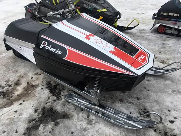 Polaris Rxl Sno Pro Conversion Kits Phil Little Racing Vintage