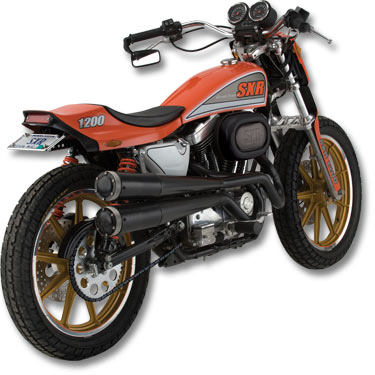 SXR Street Tracker right side