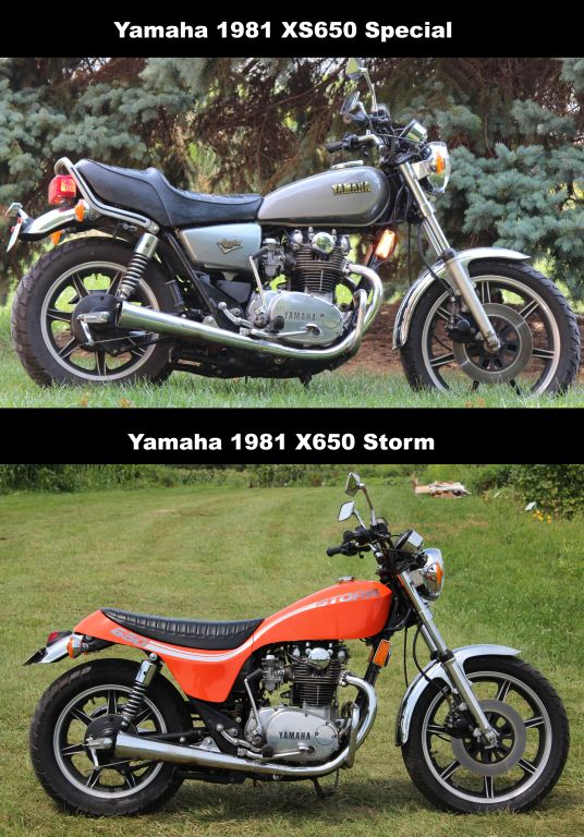 Yamaha 650 Storm Kit (Vetter X75) - Phil Little Racing