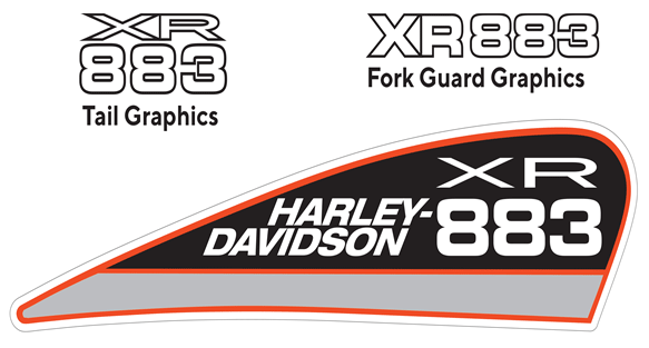 xr883 graphics