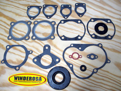 Yamaha 340 full gasket kit